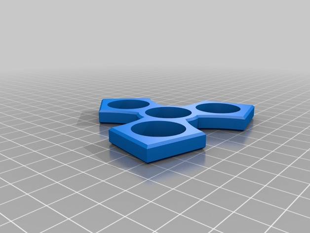 EDC Hand Spinner Fid Toy by sLpFhaWK Thingiverse