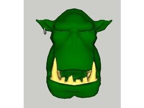 Ork Head