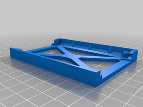 RAMPS 1.4 Mounting Base (snap-fit)
