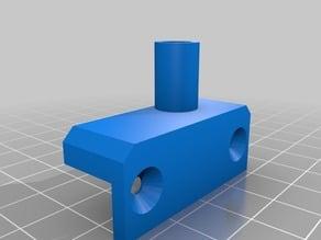 Palette+ Extruder Tubeholder for Wanhao Duplicator 6