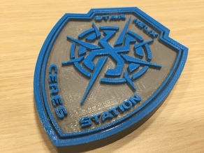 The Expanse - Star Helix Security Logo