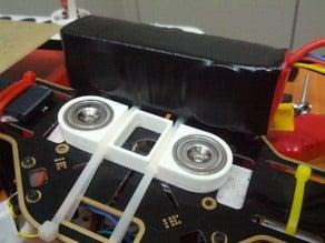 Magnetic Lipo Battery Holder for Multirotor