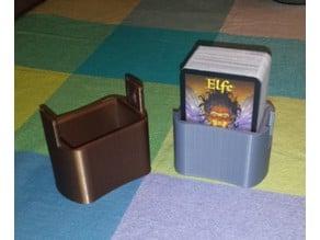 Fantasy playing card box