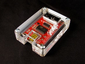 AVR Pocket Programmer Case