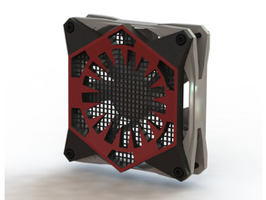 Star Wars First Order 120mm Fan Shroud