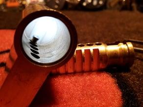 lighted lock plug follower