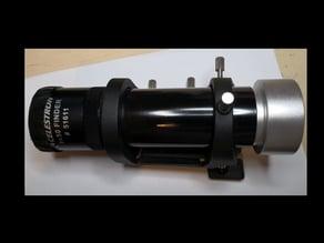 Adapter for Celestron finder to SSAG
