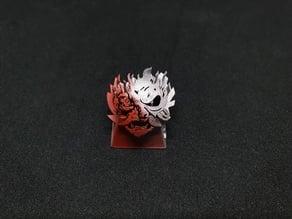 Cyberpunk 2077 Samurai CherryMX keycap