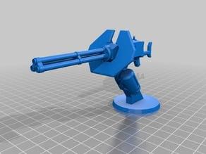 Halo Chain Gun Turret