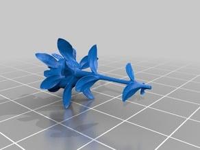 Flower - 3D Scan