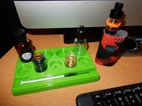Vape tray