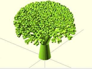 Recursive Broccoli