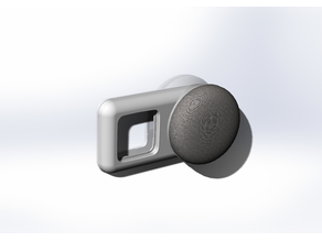 Google Home mini wall mount for Bush Jeager socker