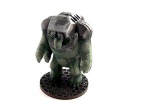 Olimyoo Pit-Slave (28mm Miniature)