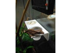 Terrarium feeder