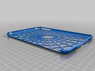 iPad Mini Spider Web Case