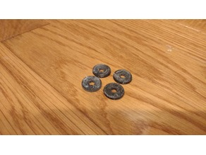 1:18 RC Body Spacers (2mm)