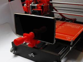Better Smartphone Timelapse Holder for 3D Printer