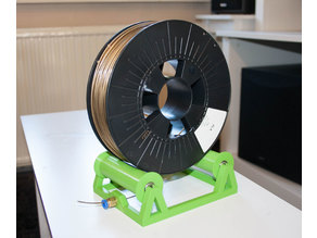 Bowden Tube Spool Holder -  Low Friction