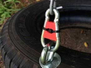 Carabiner Lock
