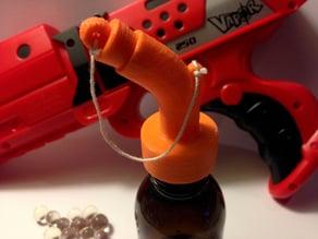 Ammo bottle for Vapor toy gun
