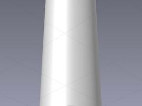 Kossel Magnetic Rod Side Tube casing(R10mm)