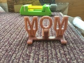 Mom's eyeglass holder
