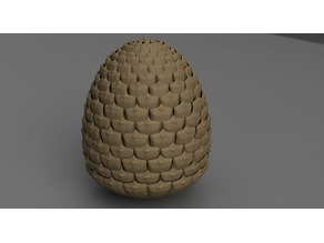 Parametric pinecone