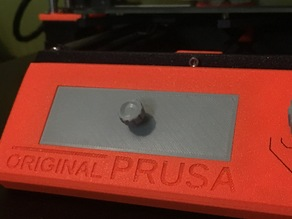 Prusa i3 Mk3: Display Cover