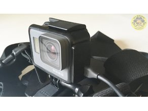 GoPro Hero 5/6 Charge Port Cover