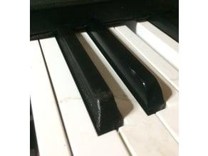YAMAHA KX88 Black Key replacement