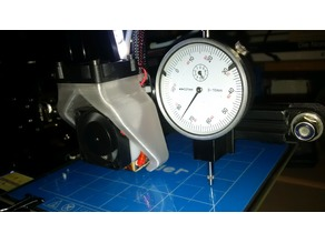 dial gauge Creality Ender 2 & CR-10_V1
