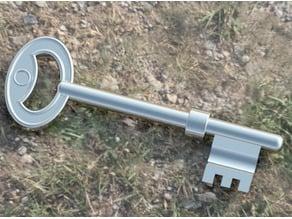 Old Key Replica (from Taiwan)