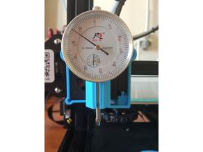 Gauge Dial Calibration for creality Ender 3 MOD by Kyoday