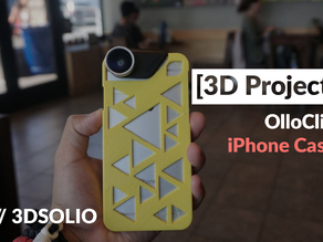 OlloClip iPhone 6/s Case
