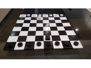 Ludus Latrunculorum Board Game Set