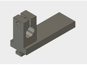 Rod Support 8mm MakerBeamXL