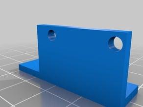 Prusa i3 Steel Version - Y axis endstop holder