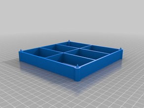 Stackable Storage Boxes