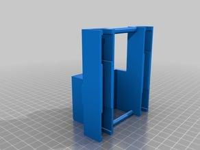 Carriage for E3d V6 print head