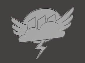 Cloudsdale Weather Corporation logo