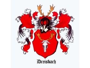 Dreisbach Family Crest