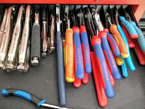 Plier / Wrench Organizer