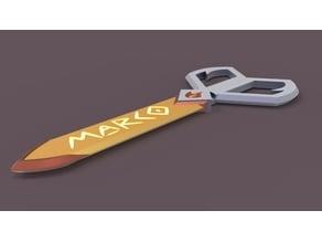 Marco Diaz's Dimensional Scissors