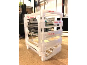 Pi3 Stacking Tray accessories