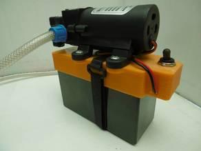 Support Pompe à eau automatique 12V / High Pressure Automatic Water Pump