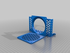 120mm Fan Adapter for 20A Power Supply