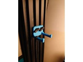 Vgroove tool holder