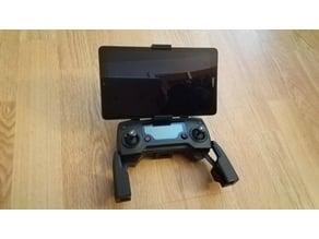 "Huawei Mediapad T3 7"" holder for Dji Mavic drone"