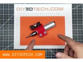 Mini-Lathe Tool Post Grinder!